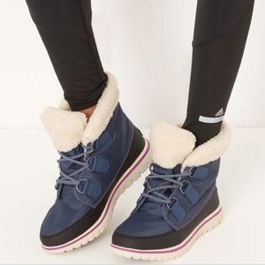 SOREL 'Cozy Carnival' faux fur winter boots